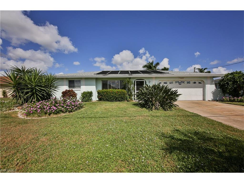 1627 SE 16th St, Cape Coral, FL 33990 (#216064973) :: Homes and Land Brokers, Inc