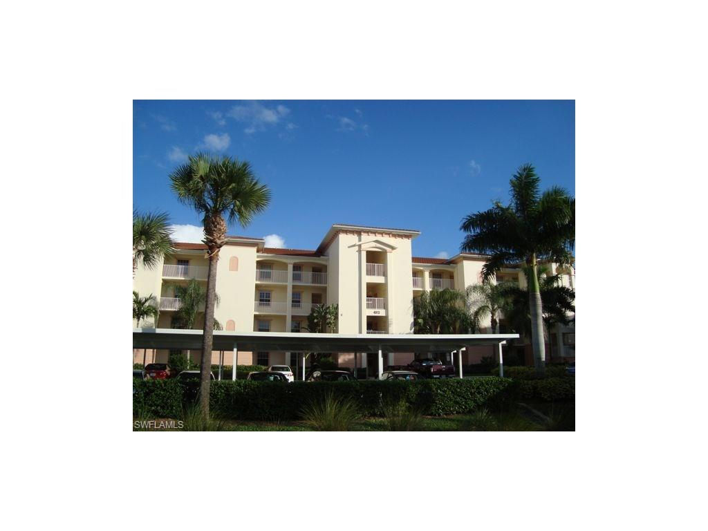 4011 Palm Tree Blvd #406, Cape Coral, FL 33904 (#216065081) :: Homes and Land Brokers, Inc