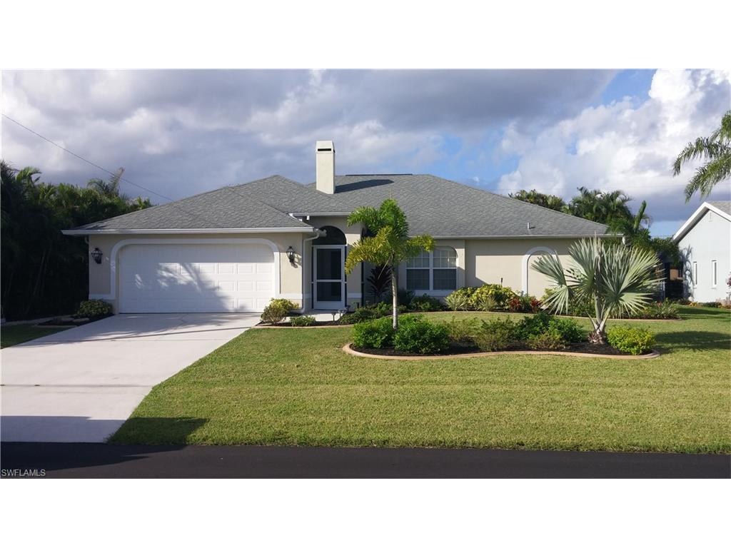 1913 SE 8th Ter, Cape Coral, FL 33990 (MLS #216065088) :: The New Home Spot, Inc.