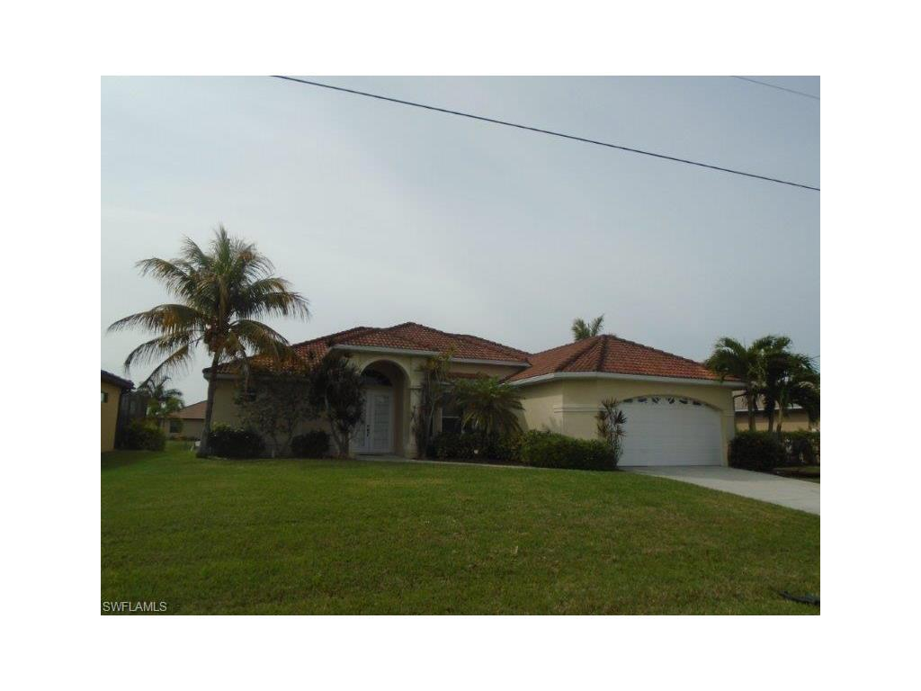 2818 SW 38th St, Cape Coral, FL 33914 (MLS #216065251) :: The New Home Spot, Inc.