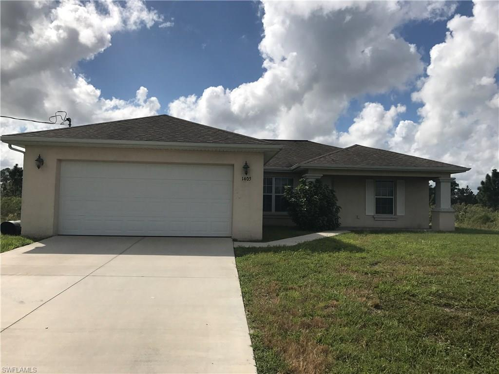 1405 W 13th St, Lehigh Acres, FL 33972 (#216065254) :: Homes and Land Brokers, Inc