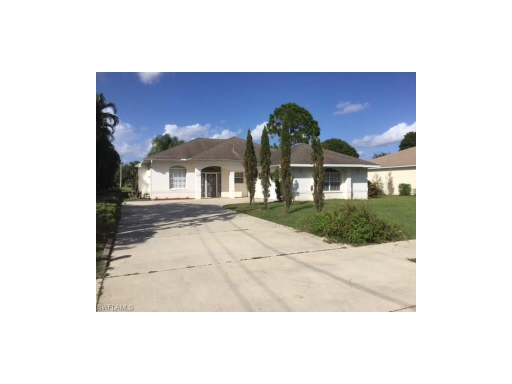 2608 7th St W, Lehigh Acres, FL 33971 (#216065325) :: Homes and Land Brokers, Inc