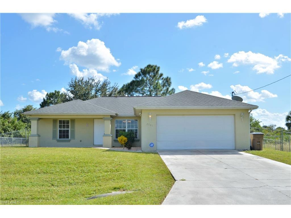 2701 8th St SW, Lehigh Acres, FL 33976 (MLS #216065339) :: The New Home Spot, Inc.