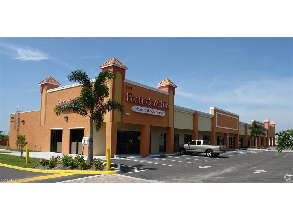728 Pine Island Rd SW #6, Cape Coral, FL 33991 (MLS #216065411) :: The New Home Spot, Inc.