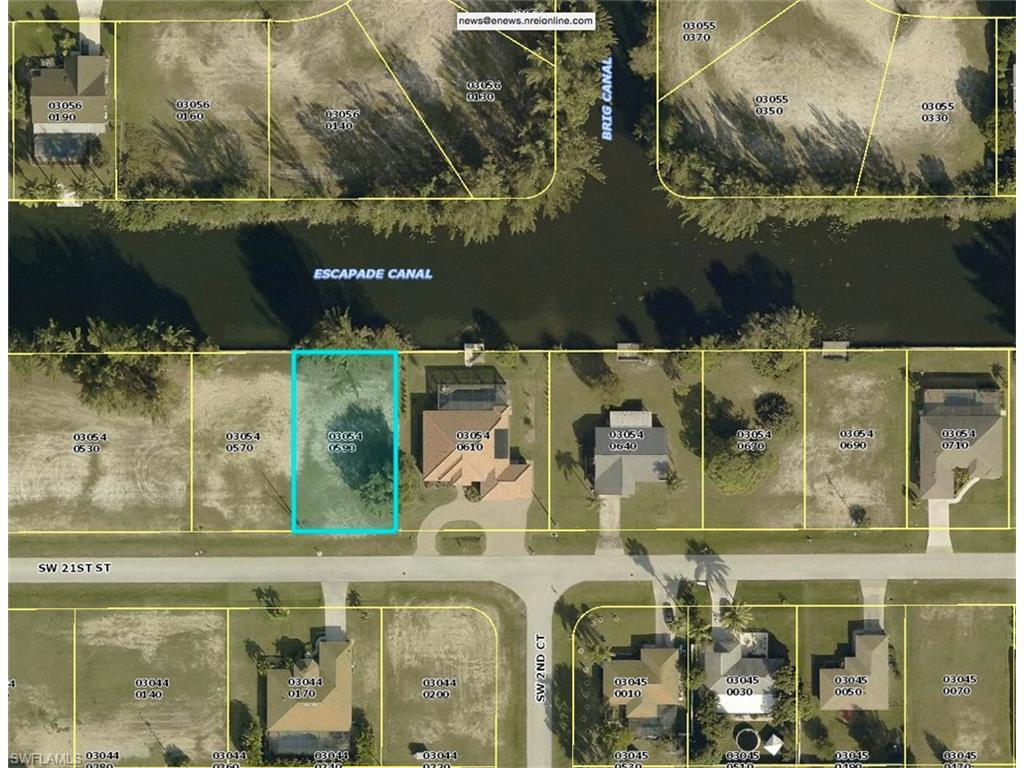 237 SW 21st St, Cape Coral, FL 33991 (MLS #216065412) :: The New Home Spot, Inc.