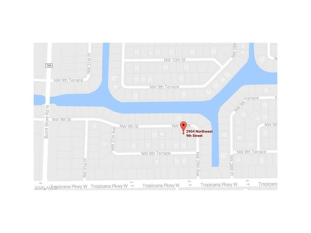 2904 NW 9th St, Cape Coral, FL 33993 (MLS #216065425) :: The New Home Spot, Inc.