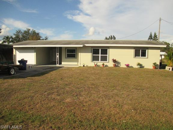 654 Canal Dr, North Fort Myers, FL 33903 (MLS #218004772) :: RE/MAX DREAM