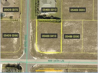 4121 NW 34th Ln, Cape Coral, FL 33993 (MLS #218006234) :: RE/MAX Realty Team