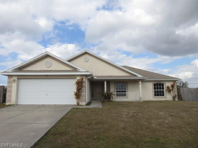 525 NW 13th Ter, Cape Coral, FL 33993 (MLS #218006481) :: The New Home Spot, Inc.