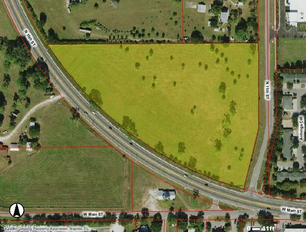 N 15th St, Immokalee, FL 34142 (MLS #218011790) :: Clausen Properties, Inc.