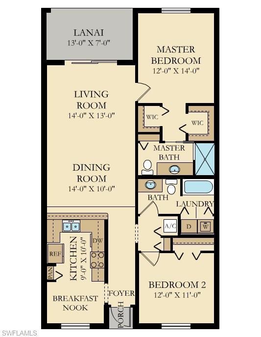 17921 Bonita National Blvd #214, Bonita Springs, FL 34135 (MLS #218013239) :: The New Home Spot, Inc.