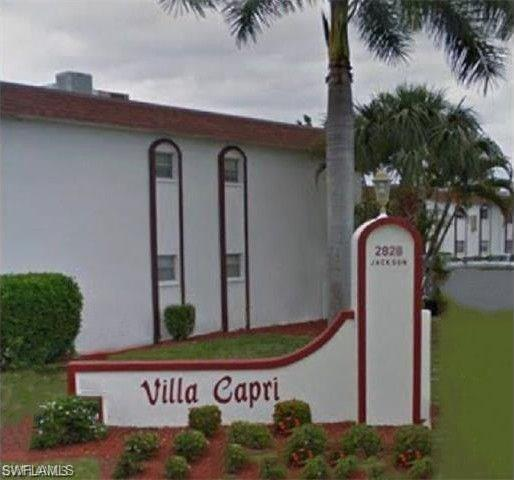 2828 Jackson St C6, Fort Myers, FL 33901 (MLS #218021052) :: RE/MAX Realty Team