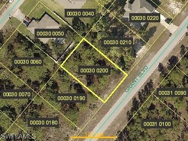 1015 Grant Blvd, Lehigh Acres, FL 33974 (MLS #218022115) :: The New Home Spot, Inc.