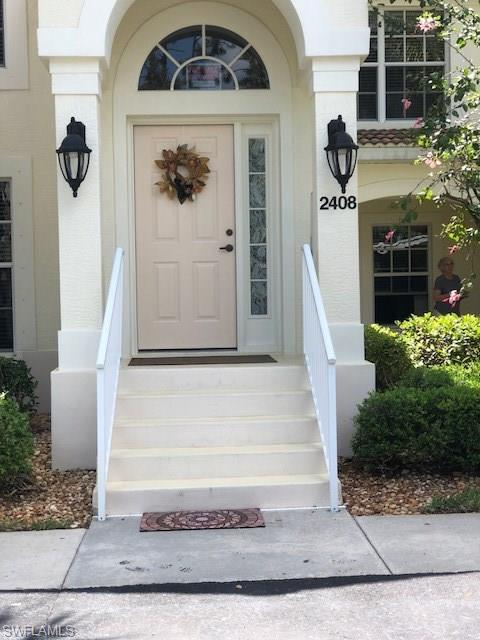 10109 Colonial Country Club Blvd #2408, Fort Myers, FL 33913 (MLS #218028310) :: RE/MAX DREAM