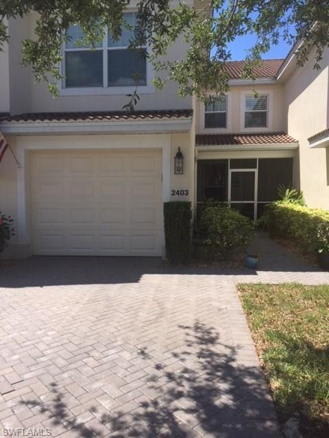 11620 Navarro Way #2403, Fort Myers, FL 33908 (MLS #218031083) :: RE/MAX Realty Team