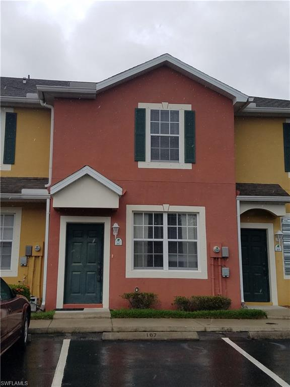 3642 Pine Oak Cir #107, Fort Myers, FL 33916 (MLS #218039457) :: RE/MAX DREAM