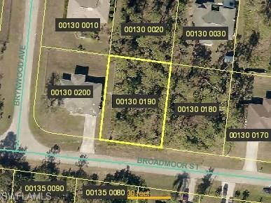 409 Broadmoor St, Lehigh Acres, FL 33974 (MLS #218042344) :: Clausen Properties, Inc.