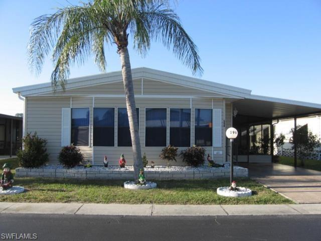 598 Sunrise Ave, North Fort Myers, FL 33903 (MLS #218049044) :: The New Home Spot, Inc.