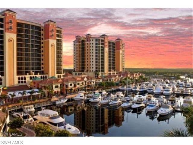 5781 Cape Harbour Dr #1508, Cape Coral, FL 33914 (MLS #218059923) :: The New Home Spot, Inc.