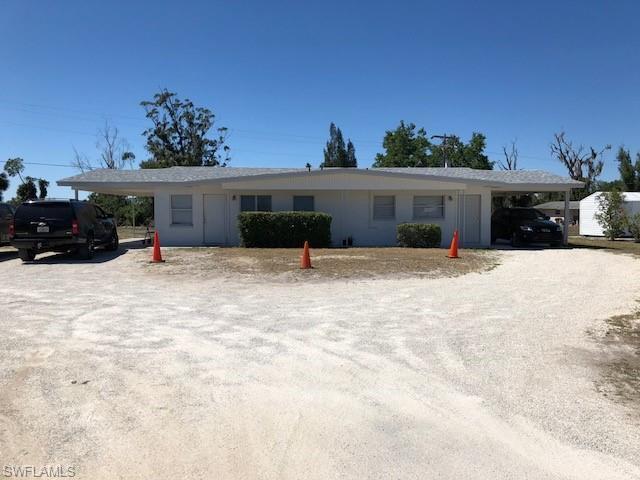 401 Joel Blvd A + B, Lehigh Acres, FL 33936 (MLS #218064275) :: RE/MAX Realty Group