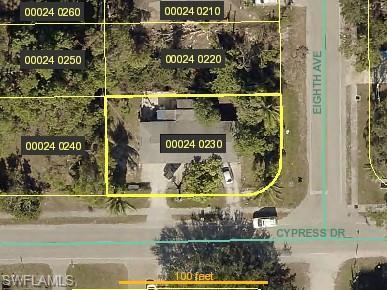 1615/1617 Cypress Dr, Fort Myers, FL 33907 (MLS #218066720) :: Clausen Properties, Inc.