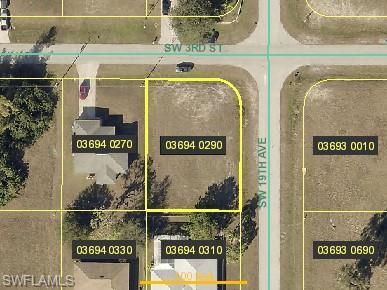 1900 SW 3rd St, Cape Coral, FL 33991 (MLS #218075349) :: RE/MAX DREAM