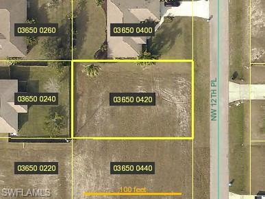 110 NW 12th Pl, Cape Coral, FL 33993 (MLS #218082285) :: RE/MAX Realty Team