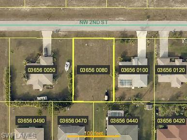 1436 NW 2nd St, Cape Coral, FL 33993 (MLS #218082289) :: RE/MAX Realty Team