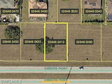 913 Embers Pky W, Cape Coral, FL 33993 (MLS #218082292) :: RE/MAX Realty Team