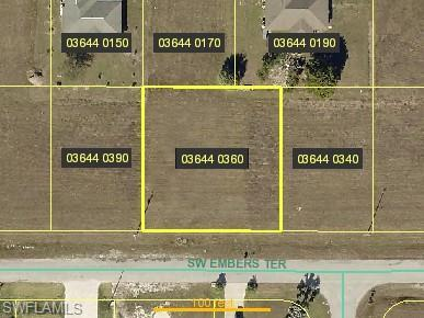 907 SW Embers Ter, Cape Coral, FL 33991 (MLS #218082301) :: RE/MAX Realty Team