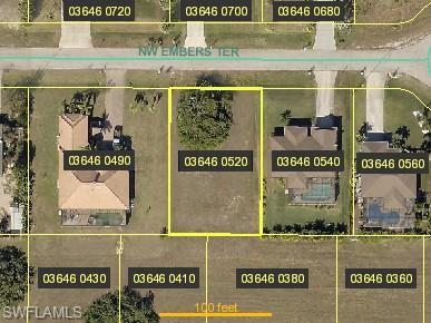 908 NW Embers Ter, Cape Coral, FL 33993 (MLS #218082305) :: RE/MAX Realty Team