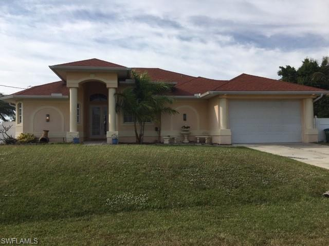3220 NW Juanita Pl, Cape Coral, FL 33993 (MLS #218082923) :: The New Home Spot, Inc.
