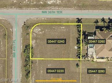 3547 NW 41st Pl, Cape Coral, FL 33993 (MLS #218083306) :: RE/MAX Realty Team
