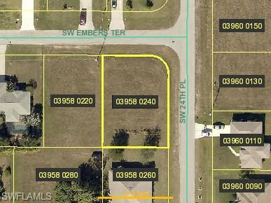 2434 SW Embers Ter, Cape Coral, FL 33991 (#218083383) :: Jason Schiering, PA