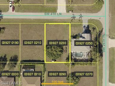 2626 SW 4th Ln, Cape Coral, FL 33991 (MLS #218083579) :: Kris Asquith's Diamond Coastal Group
