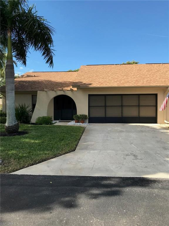 11179 Caravel Cir #125, Fort Myers, FL 33908 (MLS #219000037) :: #1 Real Estate Services