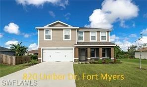 820 Umber Dr, Fort Myers, FL 33913 (MLS #219001034) :: RE/MAX Realty Team