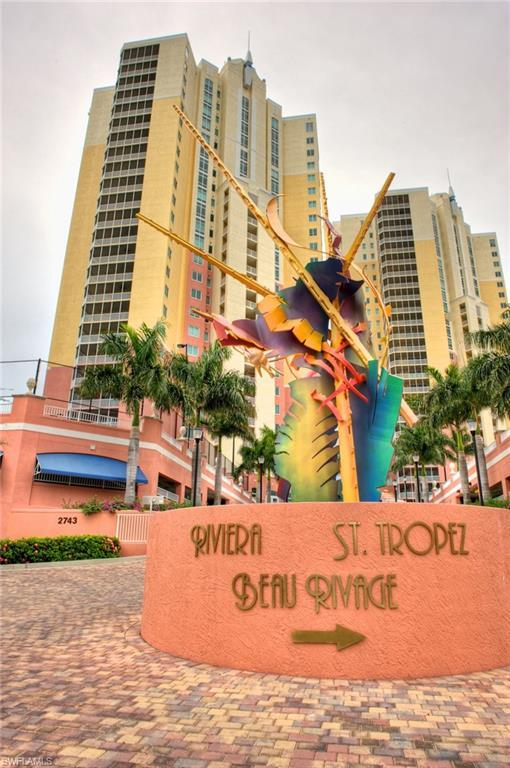 2745 1st St #105, Fort Myers, FL 33916 (MLS #219001771) :: Clausen Properties, Inc.