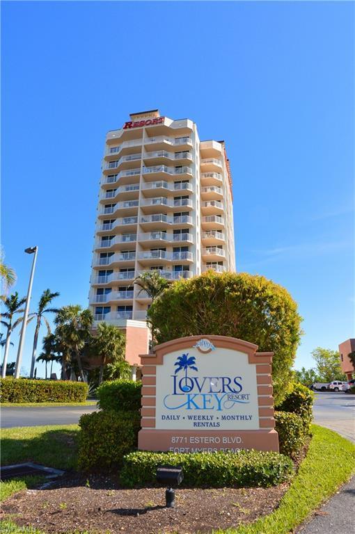 8771 Estero Blvd #1105, Fort Myers Beach, FL 33931 (MLS #219010546) :: RE/MAX DREAM