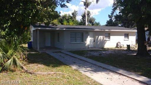 2505 Henderson Ave, Fort Myers, FL 33916 (MLS #219011041) :: RE/MAX Realty Team
