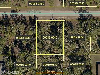 3829 18th St W, Lehigh Acres, FL 33971 (MLS #219012602) :: RE/MAX Radiance