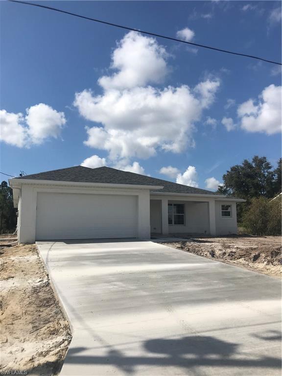 126 Parish Dr, Lehigh Acres, FL 33974 (MLS #219014161) :: John R Wood Properties