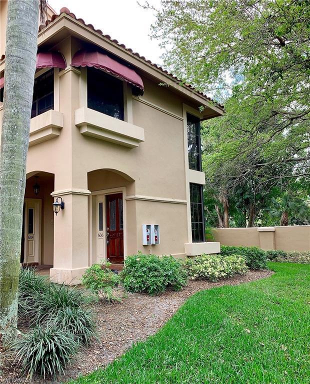 16450 Fairway Woods Dr #606, Fort Myers, FL 33908 (MLS #219016675) :: John R Wood Properties