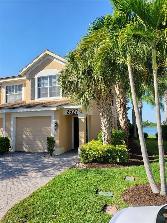 2627 Somerville Loop #601, Cape Coral, FL 33991 (MLS #219019346) :: John R Wood Properties