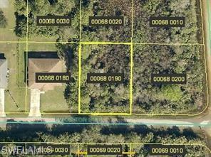 859 Evanston St, Lehigh Acres, FL 33974 (MLS #219020161) :: RE/MAX Realty Group