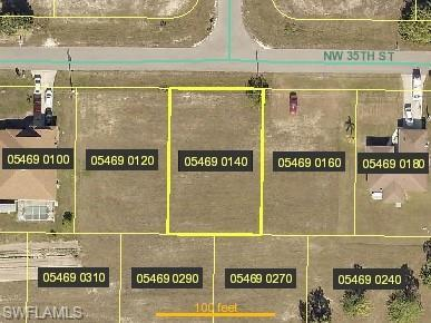 4014 NW 35th St, Cape Coral, FL 33993 (MLS #219023186) :: Clausen Properties, Inc.