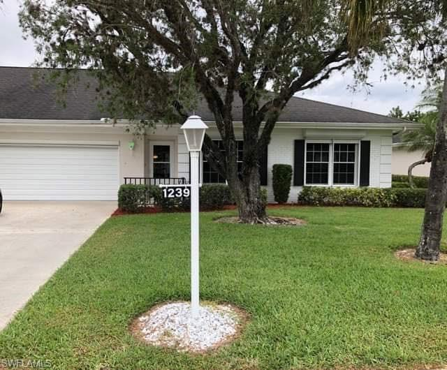 1239 Medinah Dr #243, Fort Myers, FL 33919 (MLS #219028826) :: RE/MAX Realty Group