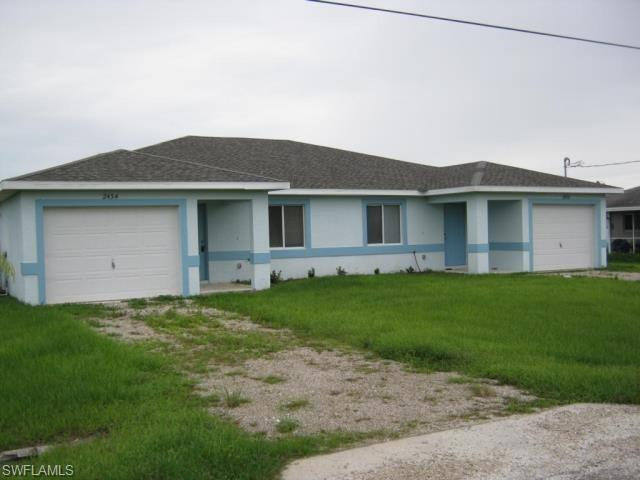 2432 and 2434 Venice Ave N, Lehigh Acres, FL 33971 (MLS #219028845) :: RE/MAX Realty Group