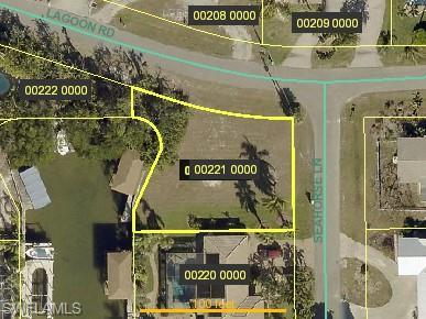 Corner Lot, Fort Myers Beach, FL 33931 (MLS #219030398) :: #1 Real Estate Services