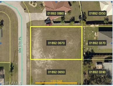 2915 SW 5th Pl, Cape Coral, FL 33914 (MLS #219030941) :: Palm Paradise Real Estate